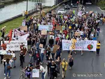 VIDÉO. À Reims, près de 400 personnes dans la rue pour sauver la planète et la culture - L'Union