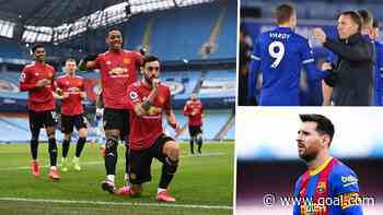 Matchday LIVE: Man Utd take on Leicester, Barcelona face Levante