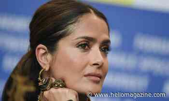 Salma Hayek receives outpouring of support following emotional message