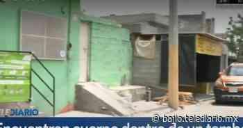 Encuentran muerto a hombre dentro de tambo en Monterrey - Telediario Bajio