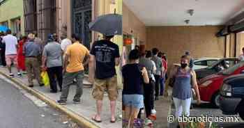 Abarrotan en Monterrey negocios por el Día de las Madres - ABC Noticias MX