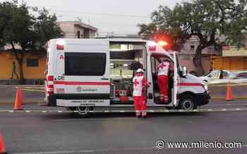 Hombre muere tras ser atropellado en avenida Fidel Velázquez - Milenio