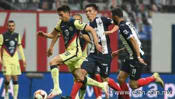 Monterrey, América y Cruz Azul: equipos de Liga MX con mejor posición en ranking mundial - ESPN