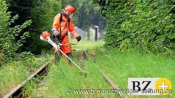 Bahnstrecke Braunschweig-Salzgitter soll ausgebaut werden