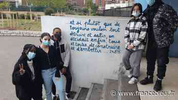 À La Courneuve, les jeunes débattent du devoir de mémoire autour de l'esclavage - France Bleu