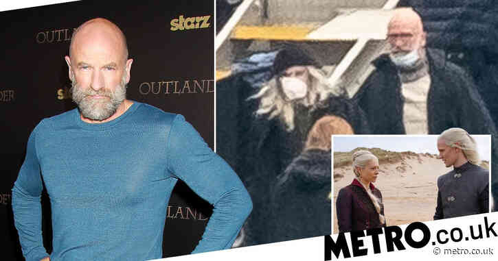 House of the Dragon cast: Outlander star Graham McTavish spotted on Game of Thrones prequel set sparking Harrold Westerling rumours
