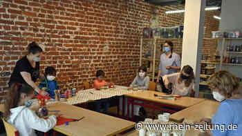 Ein Ort zum Gestalten und Machen – Raum für kreative Kinder in Simmern - Rhein-Zeitung