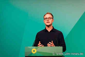 Marcel Emmerich aus Ulm wird in drei Wochen Bundestagsabgeordneter