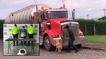 Cae en Yotoco hombre que transportaba 5.100 cartuchos de fusil en un camión - 90 Minutos