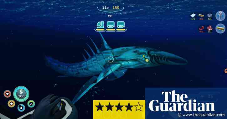Subnautica: Below Zero review — life begins at minus 30