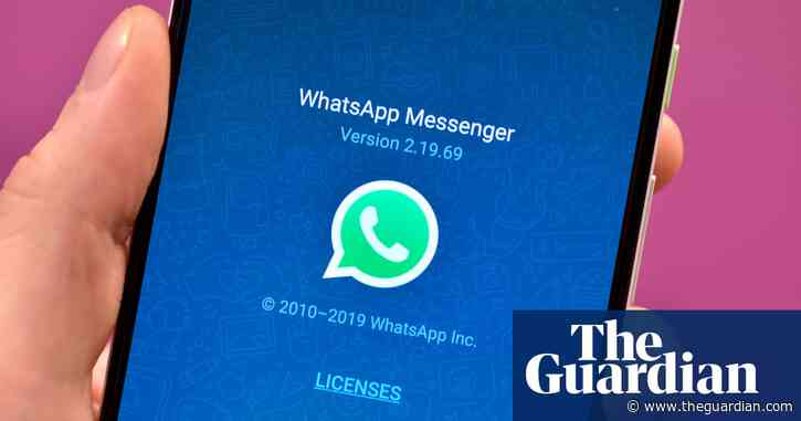 What happens when WhatsApp's new terms start on 15 May?