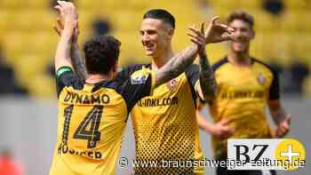 Dritte Liga: Dresden vor Aufstieg - Spielverlegung wegen Querdenkern?
