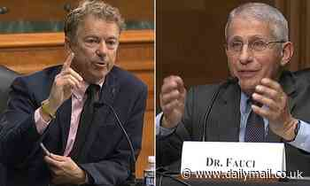 Dr. Anthony Fauci and Senator Rand Paul clash in Senate hearing