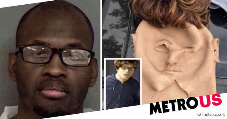 Black man 'disguises himself as white to carry out more than 30 burglaries'