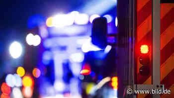 Limbach-Oberfrohna: Streit unter Nachbarn eskaliert – Stichwunde - BILD