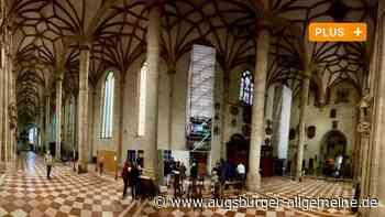 Künstler fertigt acht neue Fenster für das Ulmer Münster