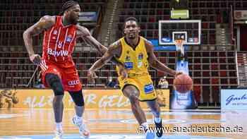MHP Riesen dominieren in der Basketball-Bundesliga - Süddeutsche Zeitung - SZ.de