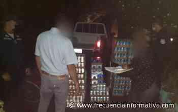 Decomisan 72 cajas de cervezas en Mostrenco, distrito de Alanje - Crónica Roja - frecuenciainformativa.com