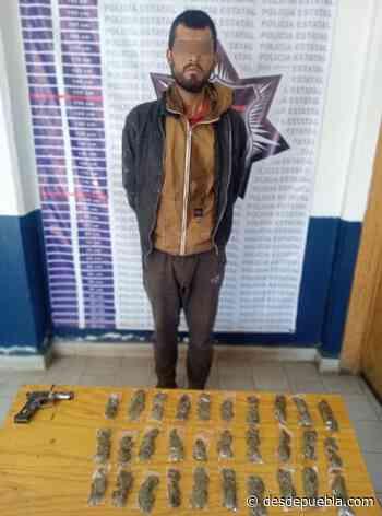 Presunto ladrón de vehículos es detenido en Chignahuapan - desdepuebla.com - DesdePuebla