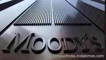 Moody's slashes India's growth projection to 9.3% from earlier estimate of 13.7%
