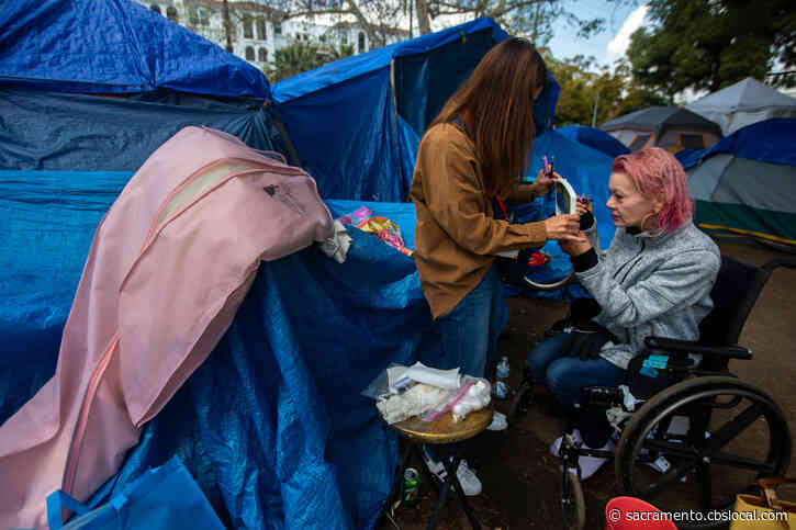Gov. Newsom Proposes $12 Billion In New Funding To House California's Homeless