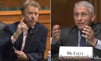 Covid US: Dr Anthony Fauci and Senator Rand Paul clash on origins of virus in Senate hearing