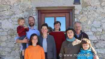 Rosa und Sebastian Lohrmann übernehmen die Priener Hütte