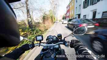Motorradfahrer bei Unfall in Berka schwer verletzt - Hersfelder Zeitung