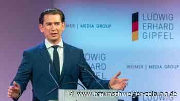 Österreichs Regierungschef: Kanzler Kurz fordert Ende der deutschen Quarantäne-Regeln