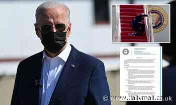 White House says Biden will undergo medical checkup later in the year