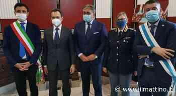 Ercolano, cittadinanza onoraria al sovrintendente capo della polizia Nicola Manzo - ilmattino.it