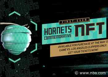 Hornets to Launch Fan-Friendly Commemorative Game Ticket NFT Series