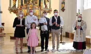 Drei Kinder empfingen Sakrament der Taufe - Mittelbayerische