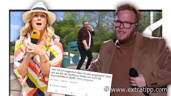 """Wie auf dem Dorf-Fest"" - Fernsehgarten-Fans dissen DSDS-Sieger Jan-Marten Block - extratipp.com"