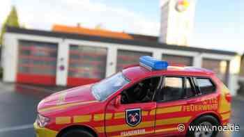 Investition in moderne Ausrüstung: Bei der Feuerwehr Dissen soll es bald digitaler werden - noz.de - Neue Osnabrücker Zeitung