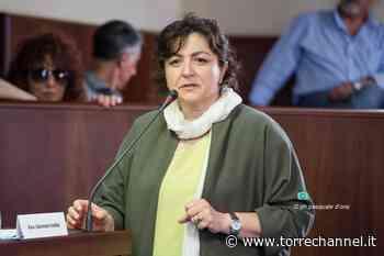 """Ercolano - Inaugurazione centro antiviolenza Annabella Cozzolino, Raia (PD): """"Punto di riferimento per le donne del territorio"""" - Torrechannel.it - Torrechannel"""