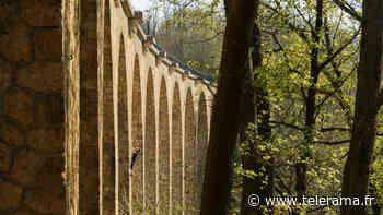 À Bures-sur-Yvette, le viaduc des Fauvettes, paradis des grimpeurs - Télérama.fr