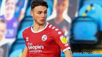 Nick Tsaroulla: Crawley Town defender signs deal until 2023