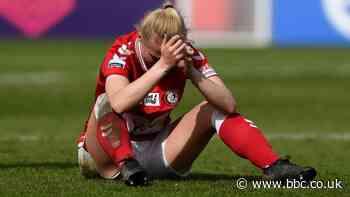 Brighton 3-1 Bristol City: Robins relegated from Women's Super League