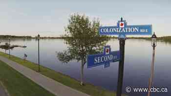Agamiing Drive and Sunset Drive selected as new names to replace Colonization Road in Fort Frances, Ont.