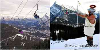 Norquay Valentine's Day In Banff Is An Epic Chairlift Speed Dating Event - Narcity
