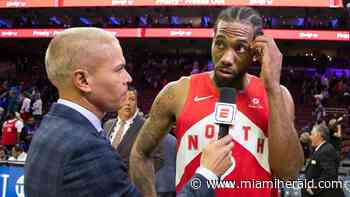 Greg Cote Show podcast: ESPN's Izzy Gutierrez on Bosh, Heat, boats, sneakers, Chris' social skills - Miami Herald