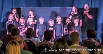 Kinderchorland-Preis für Castle Kids Kirkel und die Kunterbunten Oberbexbach - Saarbrücker Zeitung