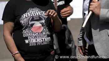 Newsblog zum Coronavirus +++ Rechtsextremisten haben Corona-Proteste instrumentalisiert +++ - Deutschlandfunk