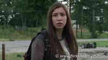 The Walking Dead's Katelyn Nacon to star in mind-bending drama Breathing Happy - Flickering Myth