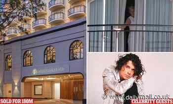Double Bay hotel that hosted Princess Diana and where Michael Hutchence died sells for $180million - Daily Mail