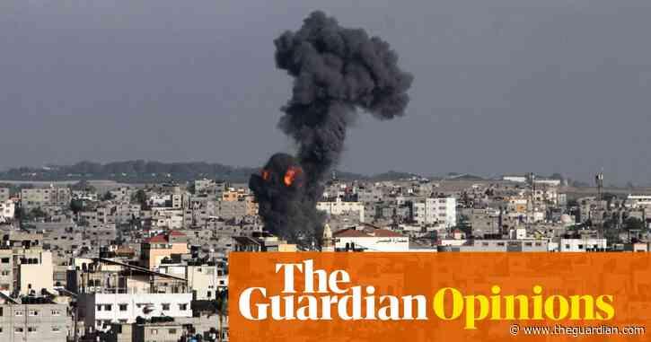 The Guardian view on Jerusalem and Gaza: old struggles bring fresh violence   Editorial