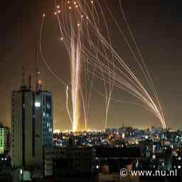 Hamas vuurt raketten af op Tel Aviv in antwoord op Israëlische luchtaanval