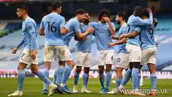 Man City win Premier League after Man Utd loss