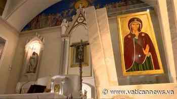 Fra Antenucci: Avezzano in festa con l'icona della Vergine del silenzio - Vatican News